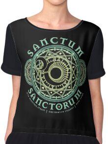 Sanctum Sanctorum Chiffon Top