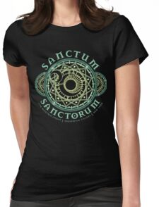 Sanctum Sanctorum Womens Fitted T-Shirt