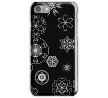 No Two Snowflakes Are Alike iPhone Case/Skin