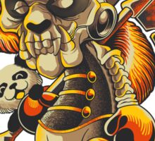 Foxy Pandaemoniac Sticker