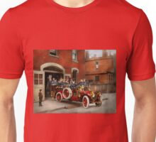 Fire Truck - The flying squadron 1911 Unisex T-Shirt
