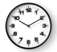 Gothic Strangeness Clock Clock