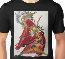 Egyptian Kudu Dancer Unisex T-Shirt