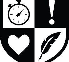 Adapted Webpage version of the Van Slam Logo by Leia Herrera by skonenblades