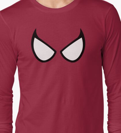 Spidey Eyes Long Sleeve T-Shirt
