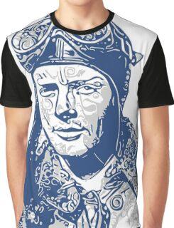 Charles Lindbergh Graphic T-Shirt