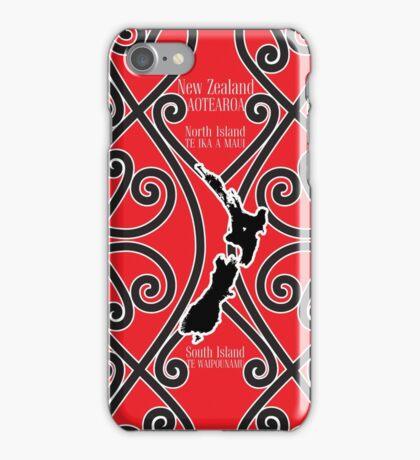 AOTEAROA New Zealand iPhone Case/Skin