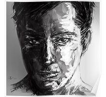 Portrait - Light 2 Poster