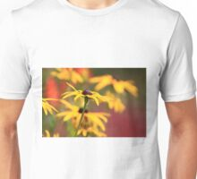 Depth of Field Flower Unisex T-Shirt