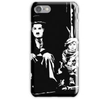 The Kid Charlie Chaplin iPhone Case/Skin