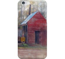 Little Country Store in the Woods iPhone Case/Skin