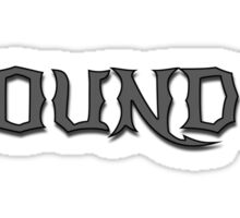 Zounds! Sticker