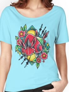 Venipede Women's Relaxed Fit T-Shirt