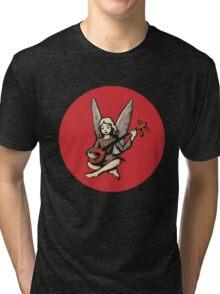 3 Sting Fairy - RHCP Tri-blend T-Shirt