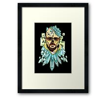 Consumed by Darkness Framed Print