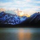 Tetons by Tracie Louise