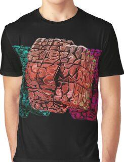 Brain cube Graphic T-Shirt