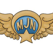 MJN Pilot Wings by stitchlock