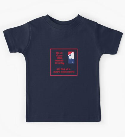 It's ok if you think... Kids Tee