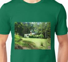*Country cottage - Blackwood, Vic. Australia* Unisex T-Shirt