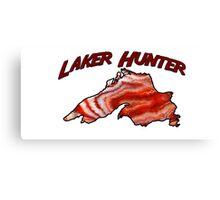 Lake Superior Agate Hunter Canvas Print