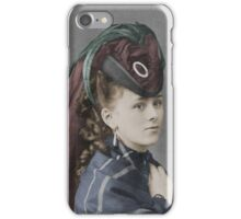 Feather Hat iPhone Case/Skin