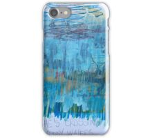 She's Crossing Muddy Waters iPhone Case/Skin