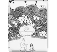 In The Grotto With The Naked Man iPad Case/Skin