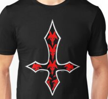 Red Goats Inverted Cross Unisex T-Shirt