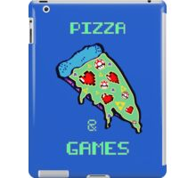 Pizza & Games iPad Case/Skin
