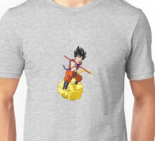 Goku Flying Nimbus Unisex T-Shirt