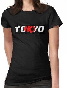 Simplistic Tokyo Womens Fitted T-Shirt