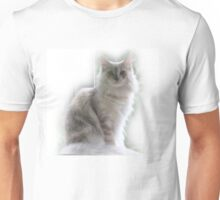 Sweet fluffy ball of loves!  Unisex T-Shirt