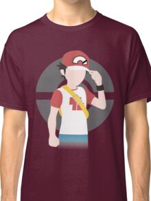 Red's Return - Pokemon Sun & Mood Classic T-Shirt