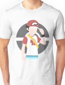 Red's Return - Pokemon Sun & Mood Unisex T-Shirt