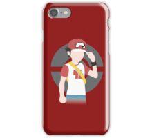 Red's Return - Pokemon Sun & Mood iPhone Case/Skin