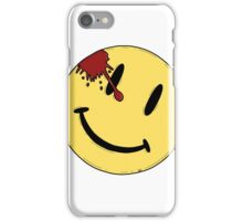 Who Watches the Watchmen iPhone Case/Skin