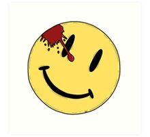 Who Watches the Watchmen Art Print