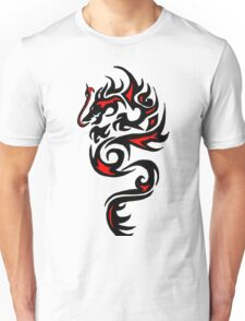 Dragon Red Unisex T-Shirt