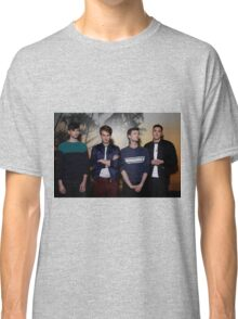 glass animals tour date time 2016 ls1 Classic T-Shirt