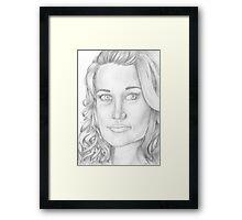 Carrie Underwood Framed Print