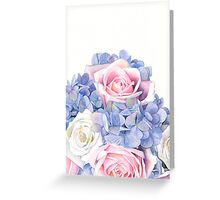 Erin's Bouquet Greeting Card