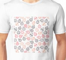 Christmas Baubles Pattern T-Shirt
