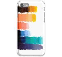 Rainbow Value Scales iPhone Case/Skin
