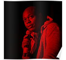 Dave Chappelle - Celebrity (Square) Poster