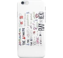 Mia Hamm Quote Art Phone Case iPhone Case/Skin