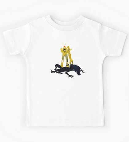 Ripley Wins By Knockout Kids Tee