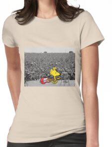 Woodstock at Woodstock Womens Fitted T-Shirt