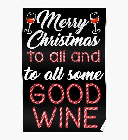 Good Wine Poster