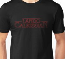 Stranger Things: Lando Calrissian Logo Unisex T-Shirt